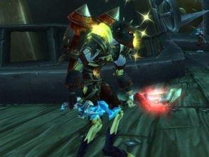 魔兽世界盗贼黑科技匕首 能量多到用不完