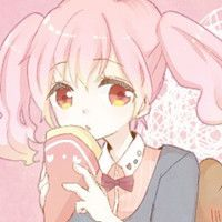 粉色系少女的可爱卡通头像 你给的温柔酝酿成伤痛 2