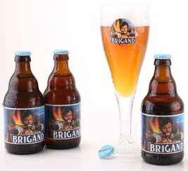 土匪酒-...利时原装进口 匪徒啤酒 BRIGANG