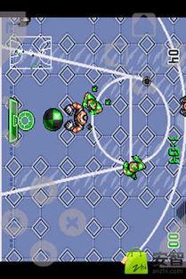 ...是一个前卫的全面接触篮球的超级任天堂娱乐系统的游戏