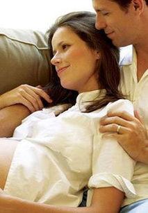 ,爱爱变得很不舒服.   在正常妊娠的各个阶段