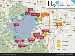 杭州二日游攻略,最佳路线推荐