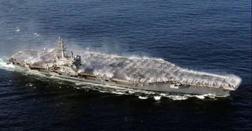 美国航母测试项目太残酷 中国新航母能否经得住