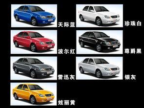 悦翔V3预计5万起 五款1.3L同级车型汇总