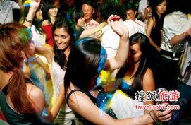 LAN酒吧party中令人眼花缭乱的高品质美女-灯红酒绿地 盘点北京夜店 ...