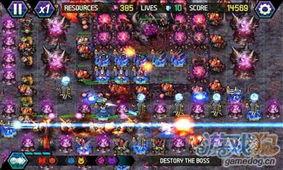 《终极塔防:迷失的地球》(Tower Defense: Lost Earth )游戏画面-...