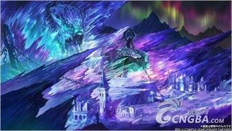 魔剑破坏神-万亿魔坏神 场景设定图公开 非常用心