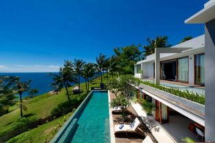 ...ecture studio MM++ Architects-印度尼西亚Malimbu悬崖别墅 顶级私人...