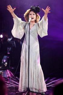 杜丽莎 歌手 再现经典演绎 卡门 愈久弥香