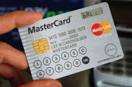 ...事达研发出一种可以直接显示账户余额和语音播报的信用卡-美研发高...