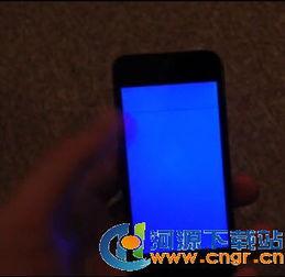 ...phone5s蓝屏重启是什么原因 怎么解决