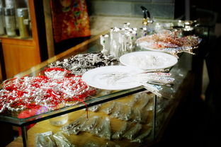 高烤日记-很多的银饰品   作为银饰品的主产地,这里的银饰品让人眼花缭乱,但...
