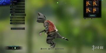怪物猎人世界 艾露猫预告 可自定义皮肤和外形
