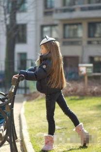 俄罗斯9岁国际超模被誉世界最美少女 盘点各国小萝莉超模