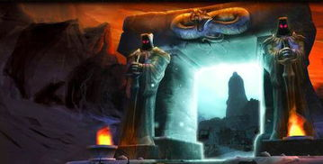 ...史回头看:揭秘黑暗之门的神奇谜团-魔兽世界历史回顾