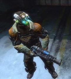 死亡空间3防护服大全及获得方法侦查服装