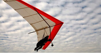 无动力三角翼五步学飞