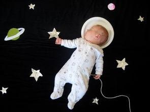 年轻父母的婴儿创意摄影 竟拍得如此有迷人 组图