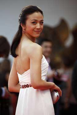 汤唯夺年度亚洲女星 色,戒 领跑金马奖网选