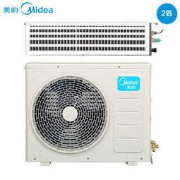 ...dea 美的 KFR 51T2W BP2DN1 TR 冷暖风管机 2匹