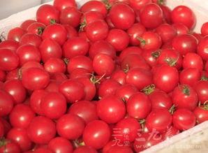 西红柿中往往有龙葵碱,吃进嘴里不仅口味不佳,而且会造成中毒.   ...
