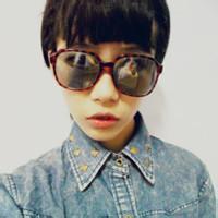 韩版可爱女生qq头像