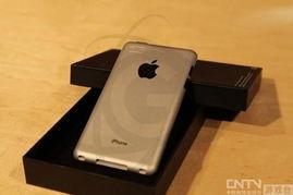 ...的也漂亮 首款iPhone 5概念真机新鲜出炉