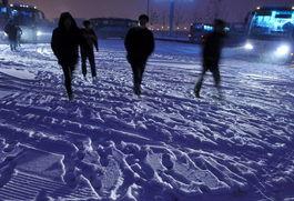 雪的名字-北京天津降雪量破历史极值