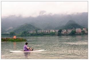 ...4.5.31 富阳桐洲岛. 皮划艇
