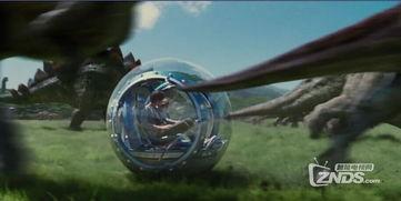 拍摄《2001太空漫游》的65毫米摄影机.   .片中杂交恐龙的名字是