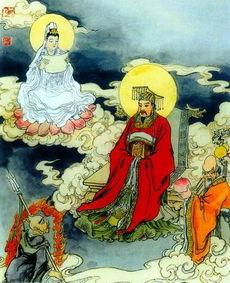 天六 庚一、现梵王身   应以梵王身得度者,即现梵王身而为说法,   前...