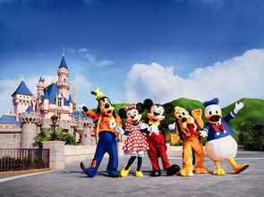 香港十大旅游景点 香港迪士尼乐园
