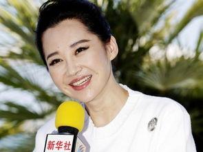 ↑电影《老炮儿》主演之一许晴接受采访( ) -冯小刚 六爷演得 最走心