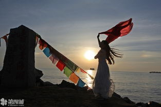 ...湖青海湖旅拍,天空之境美的像幻境