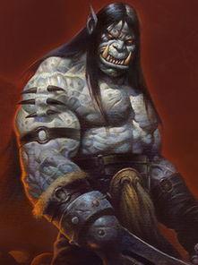宅男的种子军团-身为最具有恨意的兽人以至于斩去自己的双手并接上一对镰形兵器,...