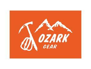 户外品牌ozark 奥索卡 标志矢量图