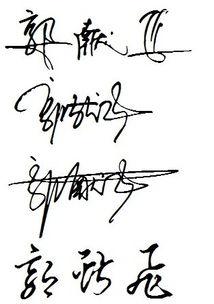 ...飞 这个一笔字的艺术签名怎么写,万分感谢