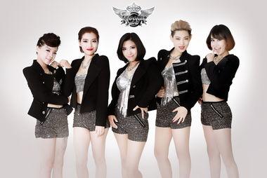 丝的支持,歌曲视频点击量当日突破6万.作为一组国内新生的女子团...
