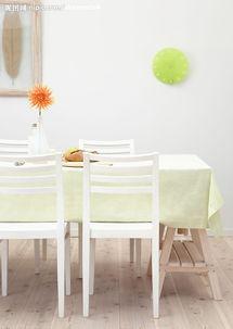 家居餐桌图片