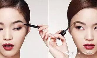 稀疏甚至无眉的MM,可以通过纹... 半永久定妆眉做出符合自己气质的...