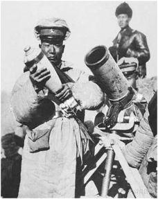 东北军火炮那么牛 可惜却将东三省拱手让给日本人