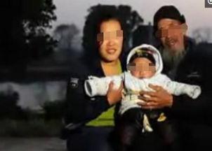 为了报恩27岁女孩嫁给72岁老头并生下宝宝,网友惊呼老当益壮