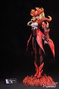 浴火凤凰 火神之女 塔利亚