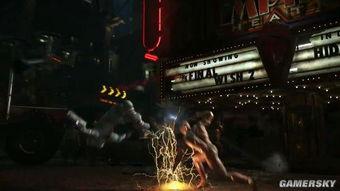 不义联盟2 闪电侠预告 再现穿梭时空神技