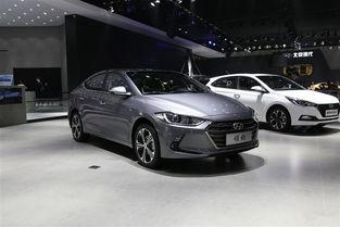 现代领动车型图片及配置北京现代店报价