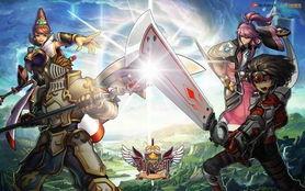 ...韩国2D横版新网游 守护之剑