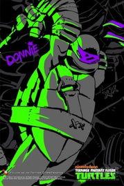忍者神龟 将于2012年推出新版动画