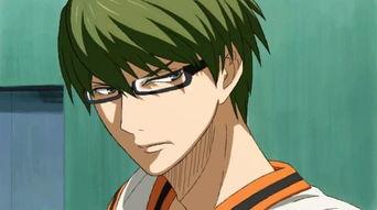 ...一片绿 盘点绿头发的动漫男角色