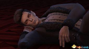 模拟人生4约翰霍尔mod 模拟人生4 v1.31吸血鬼才子帅哥约翰霍尔MOD...
