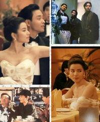 ...海》的钟楚红,哥哥,发哥.三个人见证了香港电影最辉煌的时刻. ...